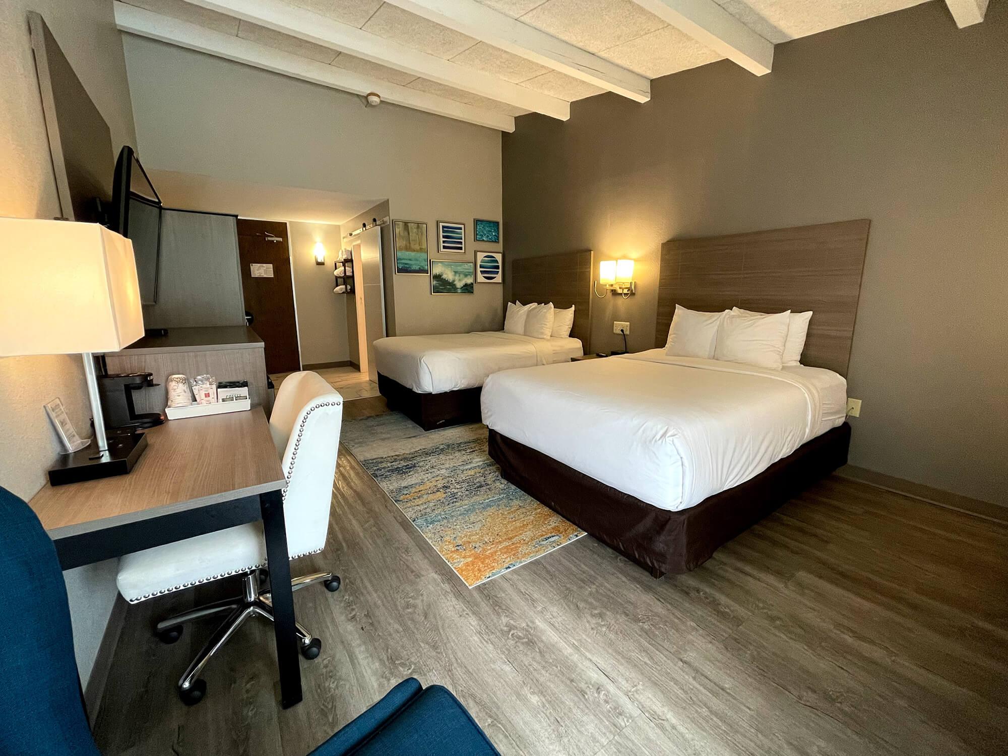 Two Queen Beds Second Floor 01
